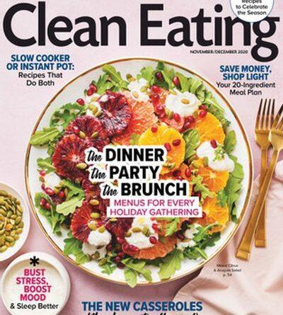 Clean Eating - November / December 2020