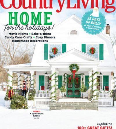 Country Living USA - December 2020