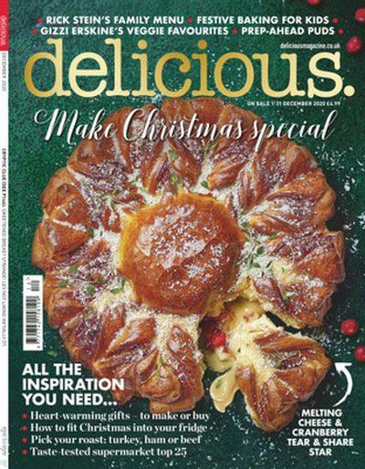 Delicious UK – December 2020