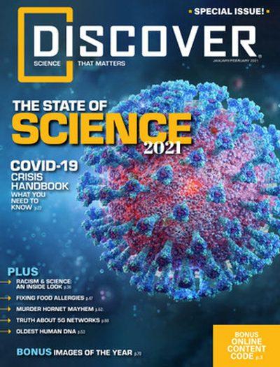 Discover - January / February 2021
