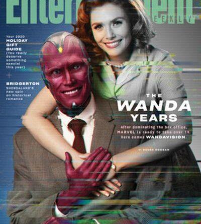 Entertainment Weekly – December 2020