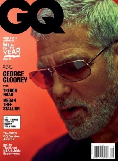 GQ USA – December / January 2021