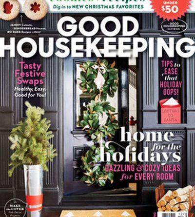Good Housekeeping USA - December 2020