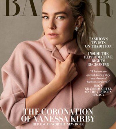 Harper's Bazaar USA - December / January 2021