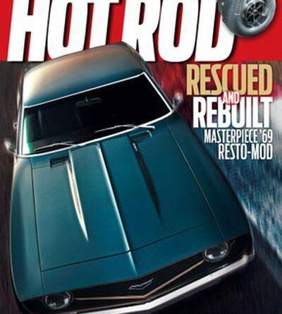 Hot Rod - January 2021