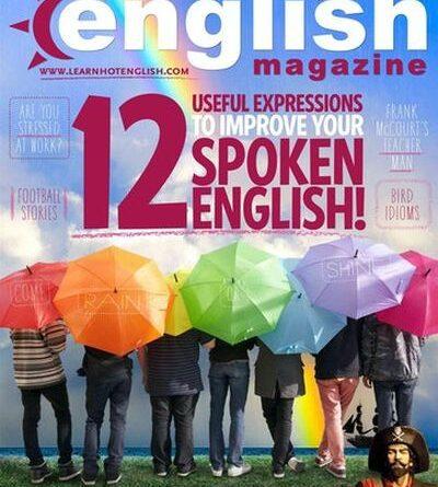 Learn Hot English - November 2020