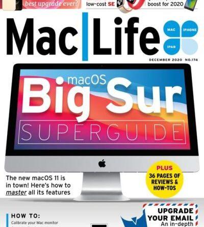 Mac Life UK - December 2020