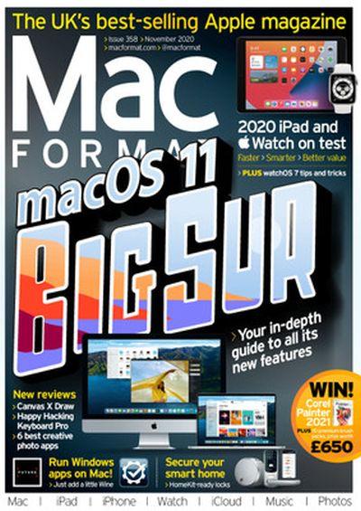 MacFormat UK - November 2020