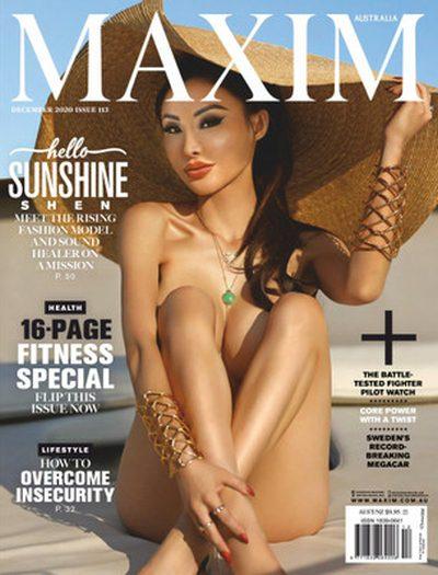 Maxim Australia – December 2020