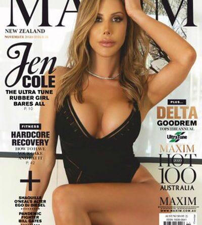 Maxim New Zealand - November 2020