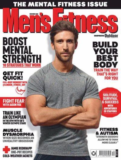 Men's Fitness UK - December 2020