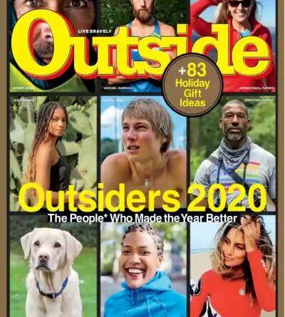 Outside USA - December 2020