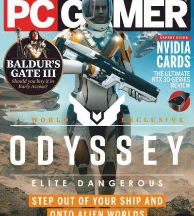 PC Gamer UK - Xmas 2020