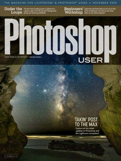 Photoshop User - November 2020