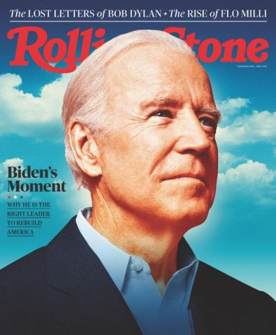 Rolling Stone USA - November 2020