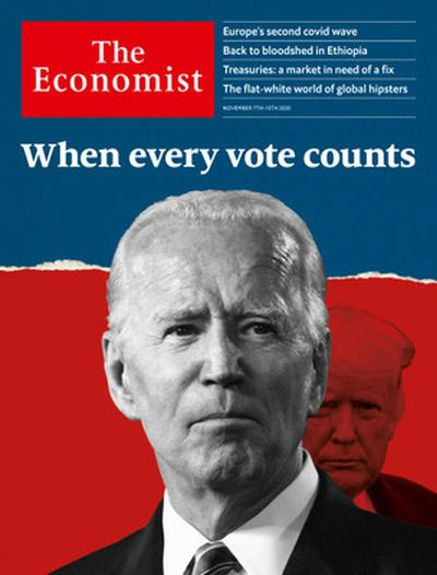 The Economist USA - November 07 , 2020