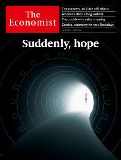 The Economist USA - November 14 , 2020