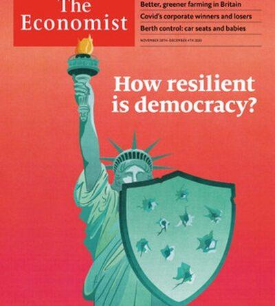The Economist USA - November 28 , 2020