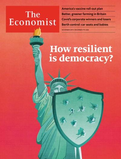 The Economist USA – November 28 , 2020
