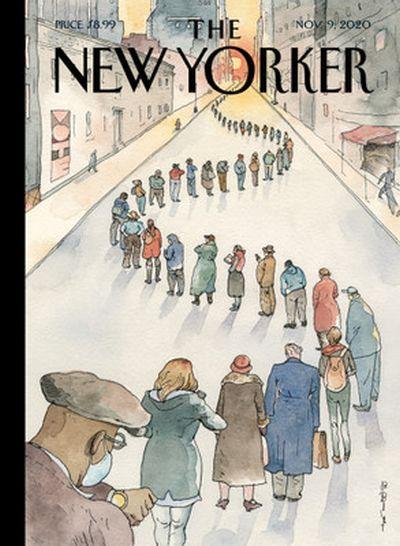 The New Yorker - November 09 , 2020