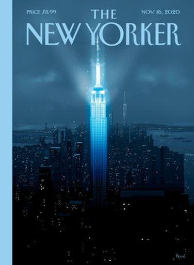 The New Yorker – November 16 , 2020