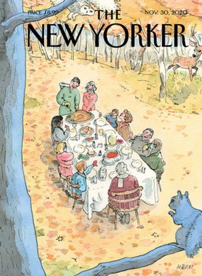 The New Yorker - November 30 , 2020