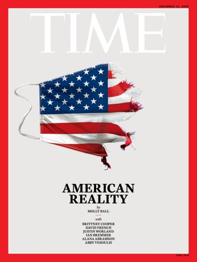 Time USA - November 16 , 2020