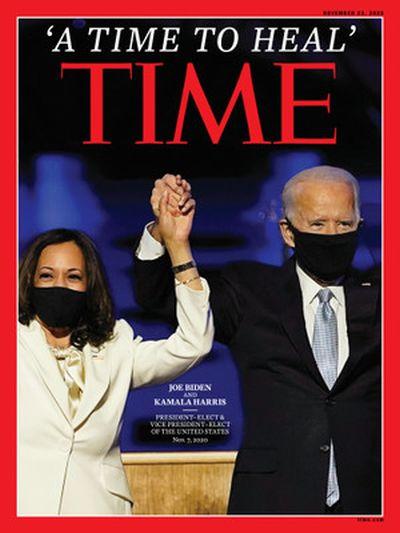 Time USA – November 23 , 2020