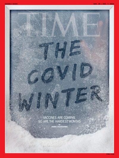 Time USA – November 30 , 2020