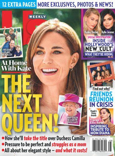 US Weekly - November 30 , 2020