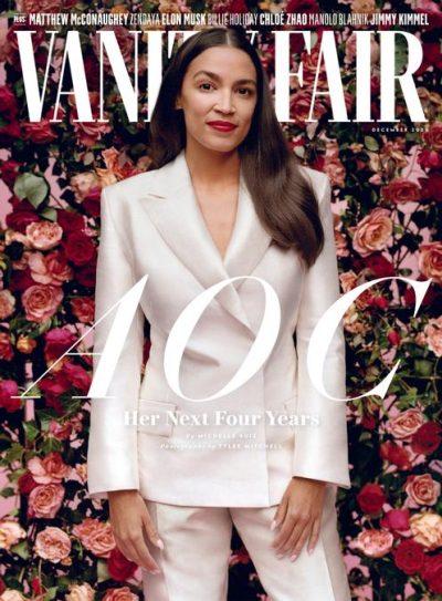 Vanity Fair USA - December 2020