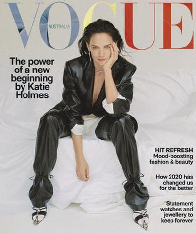 Vogue Australia - November 2020