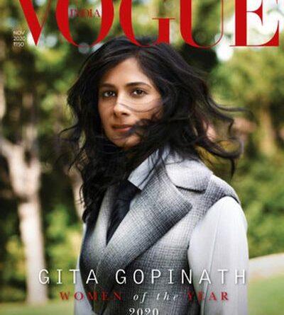 Vogue India - November 2020