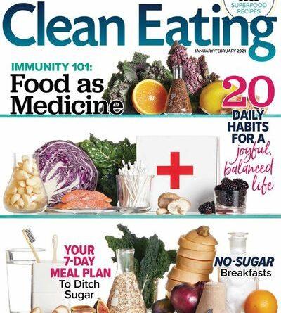 Clean Eating - January / February 2021