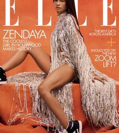 Elle USA - December / January 2021