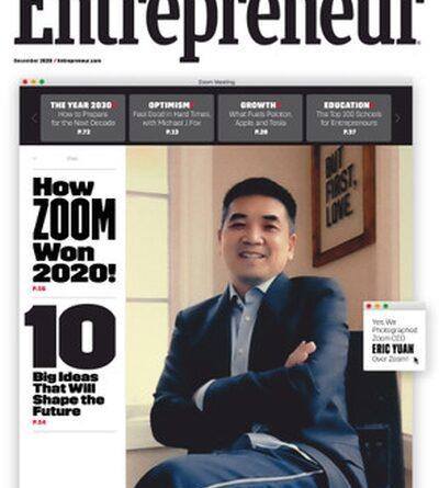 Entrepreneur USA - December 2020