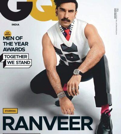 GQ India - December 2020