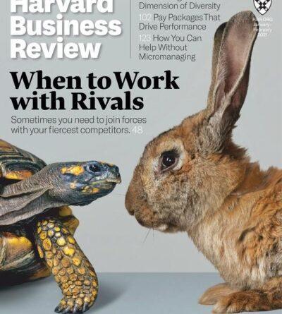 Harvard Business Review - January / February 2021