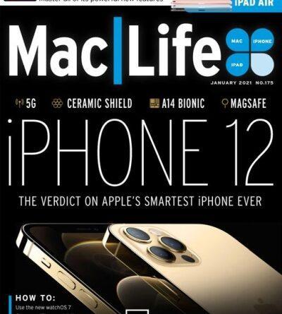 Mac Life UK – January 2021