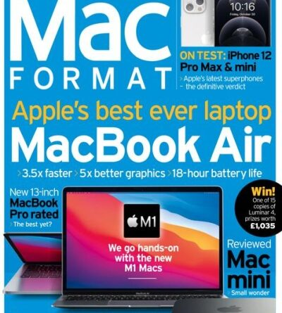 MacFormat UK – January 2021