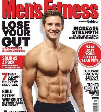 Men's Fitness UK – January 2020