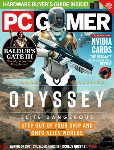 PC Gamer USA - January 2021