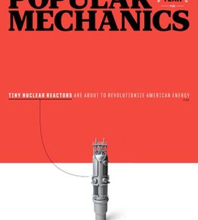 Popular Mechanics USA - January / February 2021