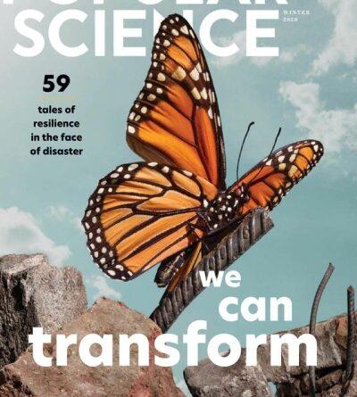 Popular Science USA - Winter 2020