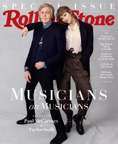 Rolling Stone USA - December 2020
