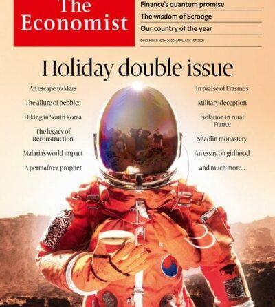 The Economist USA - December 19 , 2020