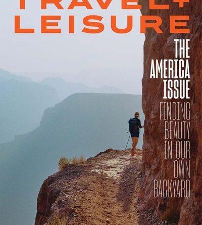 Travel + Leisure USA - January 2021