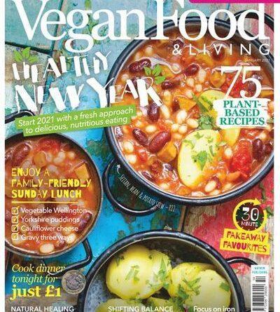 Vegan Food & Living - January 2021