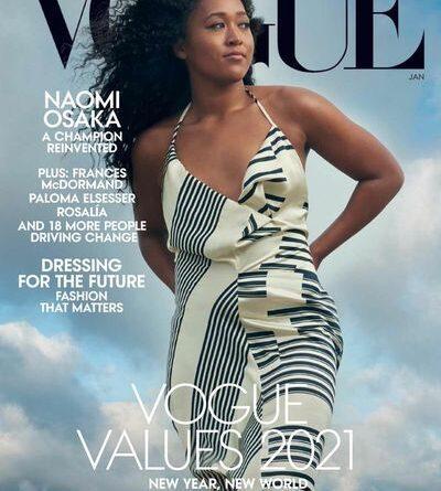 Vogue USA - January 2021