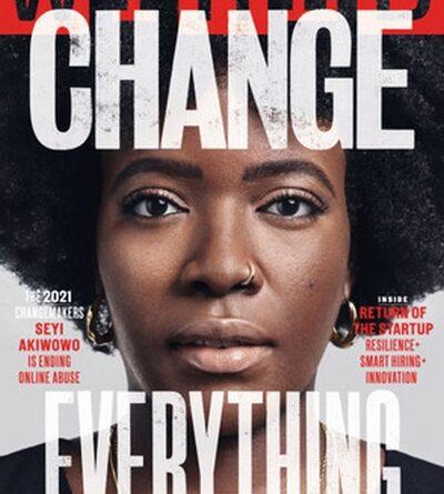 Wired UK - January / February 2021